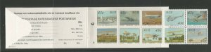 South Africa 1993 Aviation Booklet of 10 With Plate Number 3 UMM