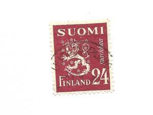 Finland 1948 - Scott #274 *