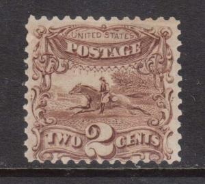 USA #113 Mint