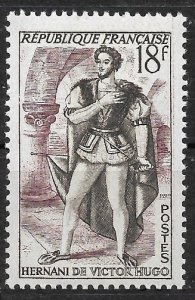 1953 France 964 French theater