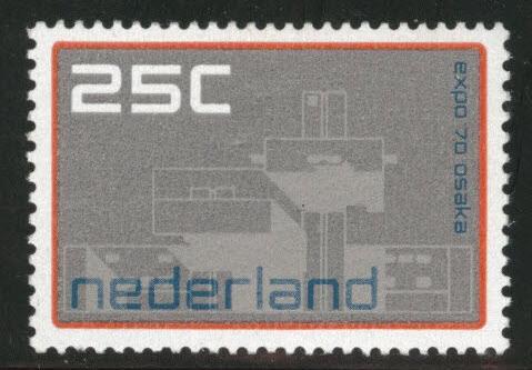 Netherlands Scott 481 MNH** 25c EXPO 70 stamp