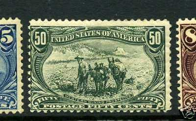 Scott #291 Trans-Mississippi Mint Stamp (Stock #291-17)