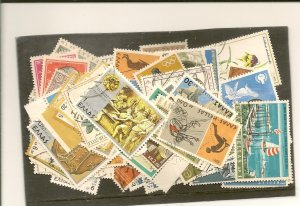 Greece  75 Different Used