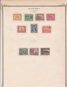 Guatemala Stamps  Ref 15514