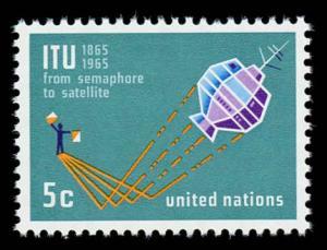 United Nations - New York 141 Mint (NH)