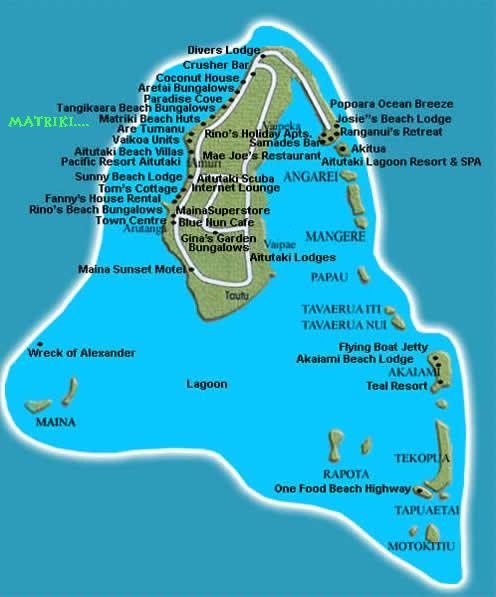Aitutaki Collection 1972-1978 Virtually Complete CTO