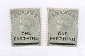Bermuda #26 MH - Stamp - CAT VALUE $4.50ea RANDOM PICK