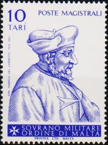 Malta. Date? 10t(Poste Magistrali). Mounted Mint