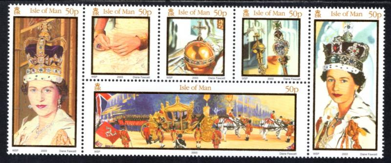 Isle of Man 986 MNH VF