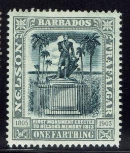 Barbados SG# 158 - Mint Hinged - Lot 021216