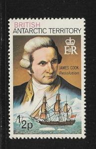 British Antarctic Territory mint SC 45a