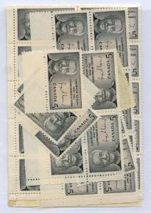 Canada - 1967 Governor General Vanier X 100 mint #474 - VF-NH