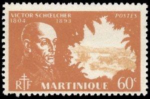 Martinique 1945 #202 Mint H