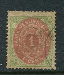 Danish West Indies #5 Used - Make Me A Reasonable Offer!