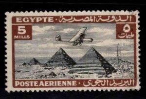 Egypt Scott C10  Used Airmail stamp