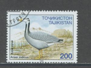 Tajikistan 89  FVF  Used