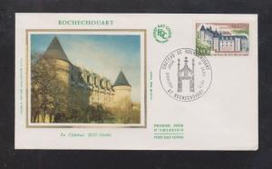LOT OF TWO 1975 FRENCH FDC'S  -  See Scans