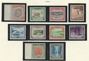 Niue   mnh sc  94-103