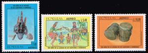 Honduras # C971 - 973  MNH