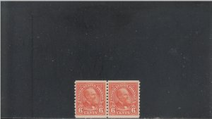 UNITED STATES *723 MNH PAIR 2019 SCOTT SPECIALIZED CATALOGUE VALUE $32.50