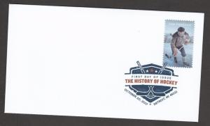 US 5253 History of Hockey Vintage DCP FDC 2017