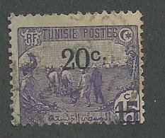 Tunisia Scott Catalog Number 54 Used Issued in the year 1906