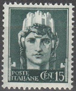 Italy #216  MNH F-VF  (SU3707)