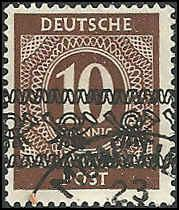 Germany - 586 - Used - SCV-5.25
