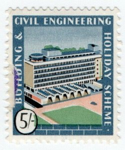 (I.B) Cinderella : Building & Civil Engineering Holidays 5/-