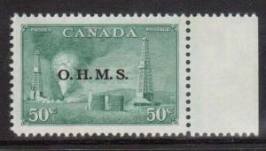 Canada #O11 XF/NH Gem