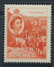 North Borneo SG 383 SC# 272 MH   see details