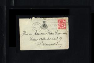 1938 - Belgium Cover - Minicover from Gent [B09_121]