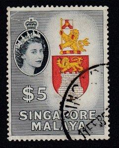 Singapore Sc 42 (SG 52), used