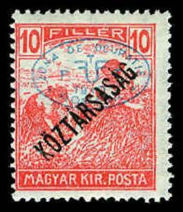 HUNGARY 2N38  Mint (ID # 65493)