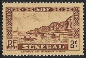 [16273] Senegal Mint Never Hinged