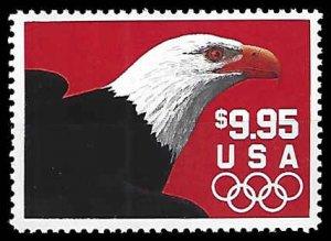 PCBstamps      US #2541 $9.95 Express Mail, Eagle, MNH, (7)