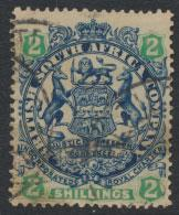 British South Africa Company / Rhodesia  SG 47   used see scan  and details