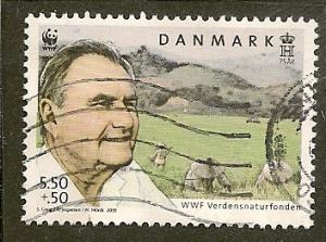Denmark       Scott  B94    Prince, Nature Fund         Used