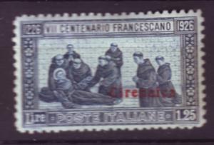 J19785 Jlstamps 1926 cyrenaica mh #23 ovpt