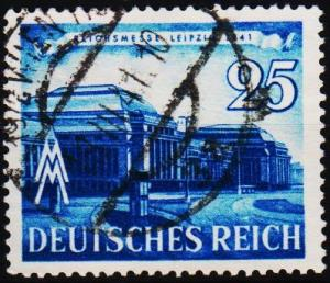 Germany. 1941 25pf  S.G.755 Fine Used