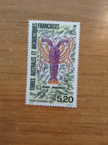 French Southern & Antarctic Territory Sc C140 NH