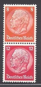 Germany, Reich se-tenant S 112 (M)