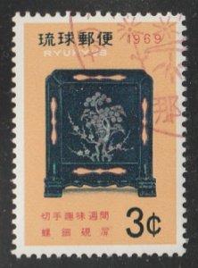 Ryukyu Islands #182 Used Single Stamp