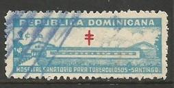 Dominican Republic RA14 VFU Y839-4