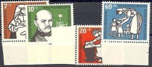 Germany #B350-53   Mint VF NH