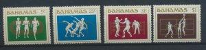 [I1997] Bahamas 1984 Olympics good set of stamps very fine MNH
