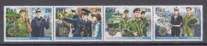 Ireland    #723-26   mnh      cat $6.00