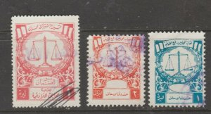 Syria Fiscal Revenue stamp 2-28-21 Legal as seen - used