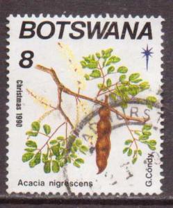 Botswana   #483  used  (1990)  c.v. $0.30
