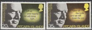 Pitcairn Is #144-5  MNH   (S9527)